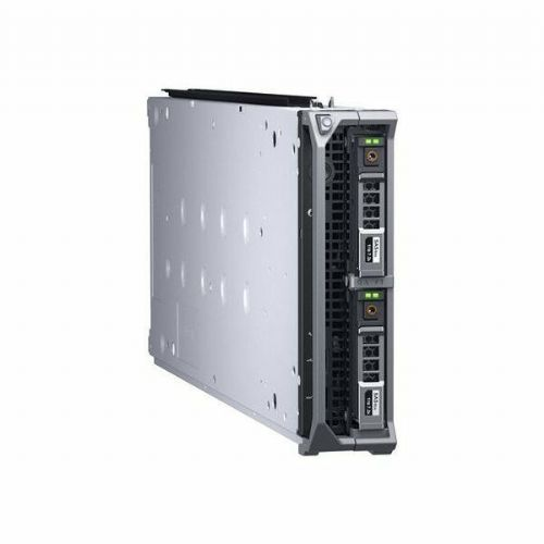 Dell PowerEdge M630 Blade Server 2x 8-Core E5-2667v3 3.2GHz 512GB Ram 2x 1.2TB